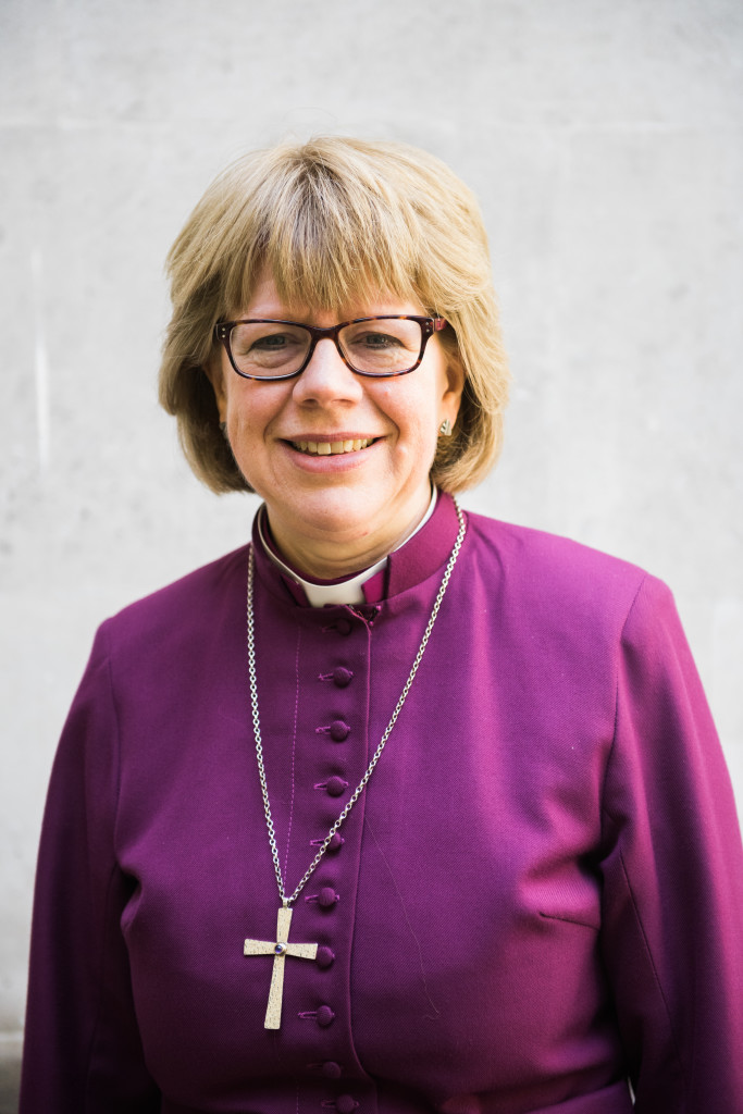 Dame Sarah Mullaly CBE – Bishop of London