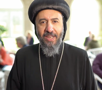 His Eminence Archbishop Angaelos – Coptic Orthodox Archbishop of London