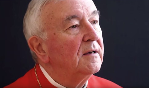 Cardinal Vincent Nichols – Archbishop of Westminster & President of the Catholic Bishops' Conference
