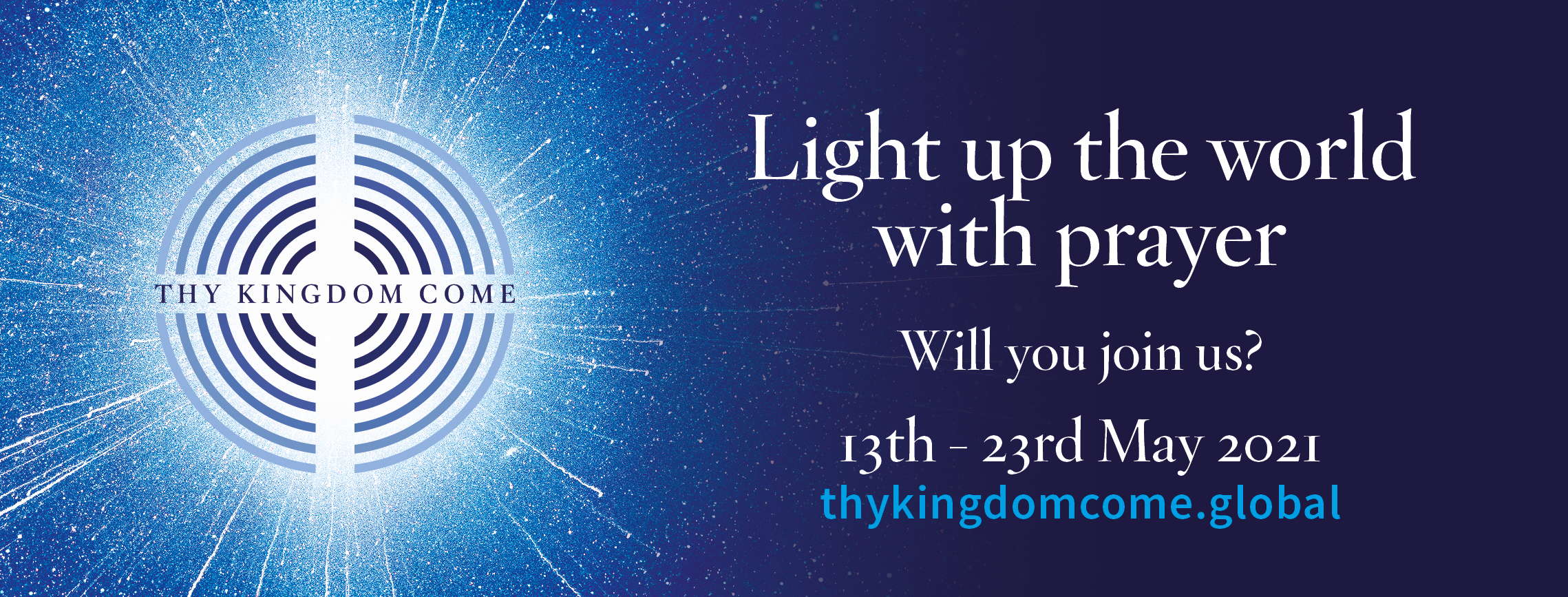 Thy Kingdom Come set to unveil plans for this year at virtual launch event  | Thy Kingdom Come