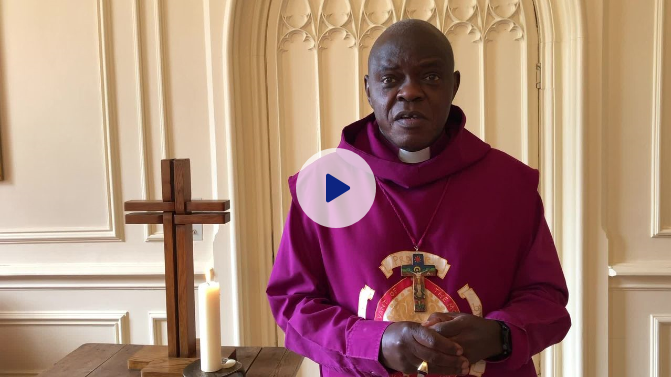 Archbishop of York Ascension Day Reflection