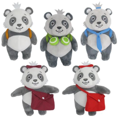 Cheeky Pandas Prayer Bears