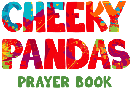 Cheeky Pandas Prayer Book