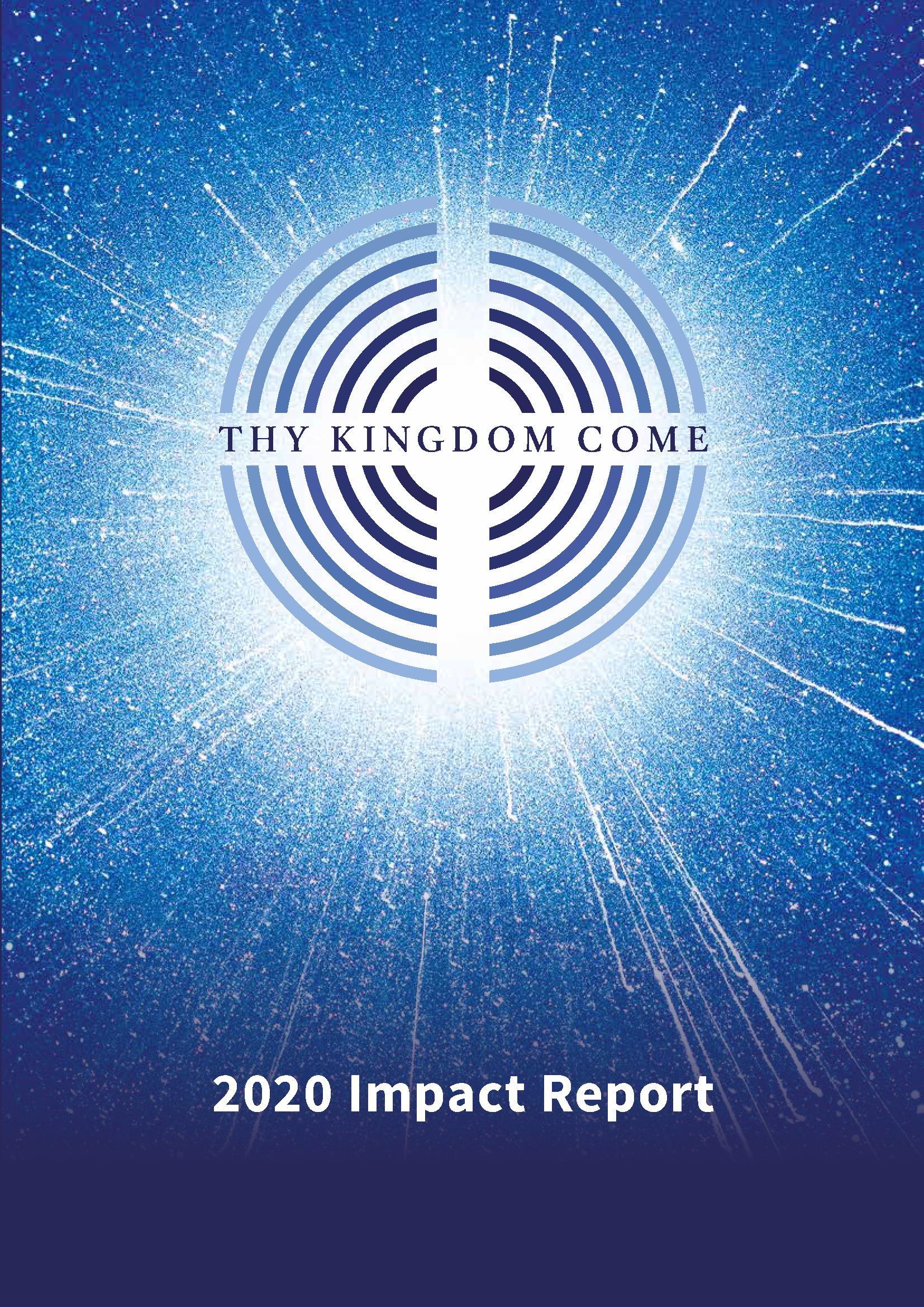 Thy Kingdom Come 2020 Impact Report
