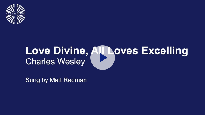 Love Divine sung by Matt Redman