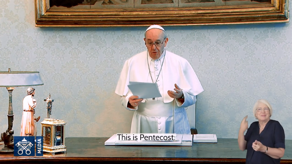Homily by His Holiness Pope Francis