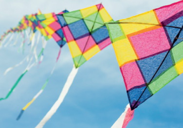 Prayer Kite Festival