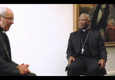 Archbishop Thabo Makgoba & Archbishop Justin Welby - What do we mean when we pray Thy Kingdom Come?