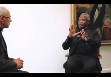 Archbishop Thabo Makgoba shares his experience of being a teen during Apartheid