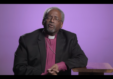 What do mean when we pray 'Thy Kingdom Come?' Presiding Bishop Michael Curry of the Episcopal Church